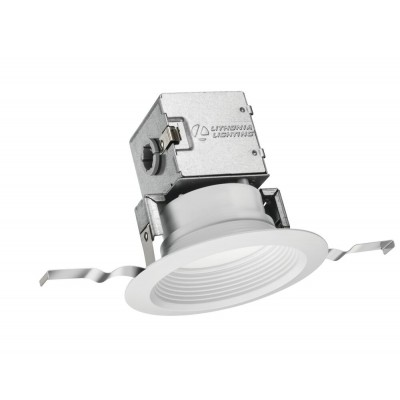 Lithonia  OneUP 4JBK RD Direct Wire LED Recessed Downlight