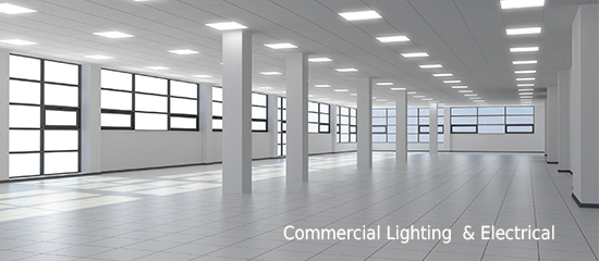 Commercial Lighting and Electrical
